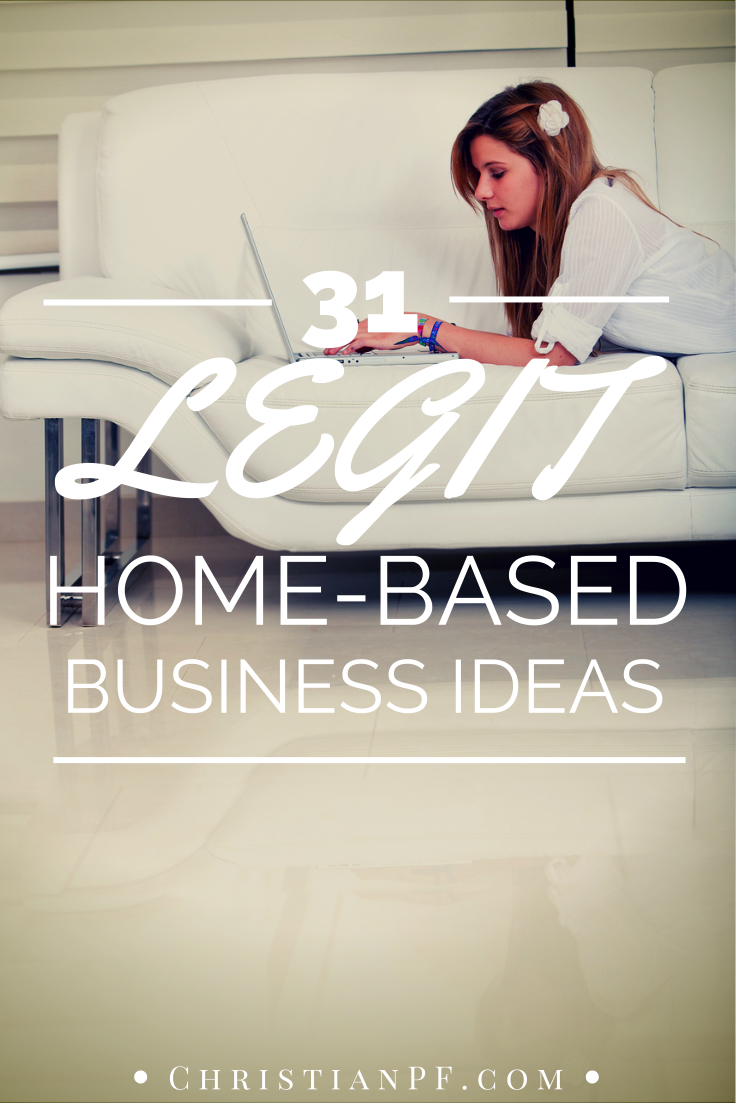 Legitimate Home Based Business Opportunities - Business Website